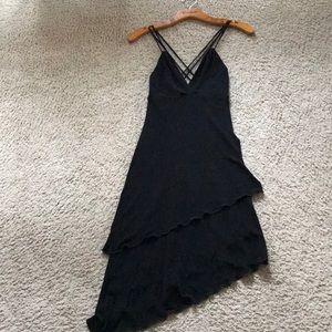 Bebe lbd little black dress - extra small
